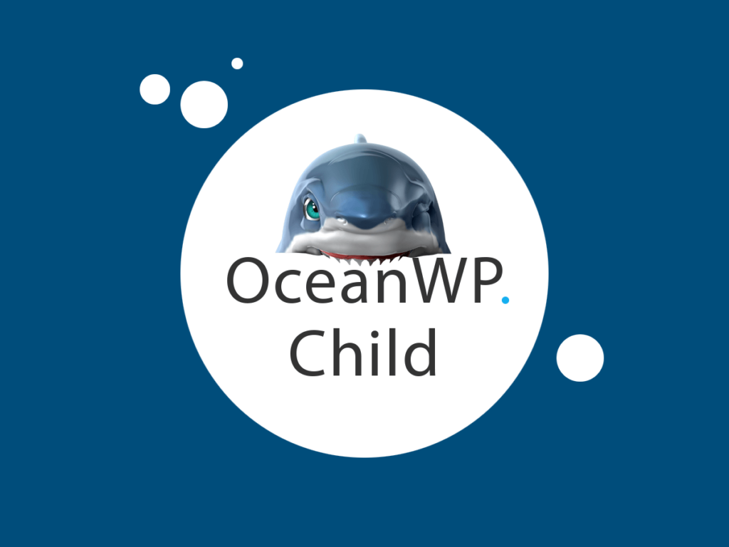 Особенности настройки темы OceanWP